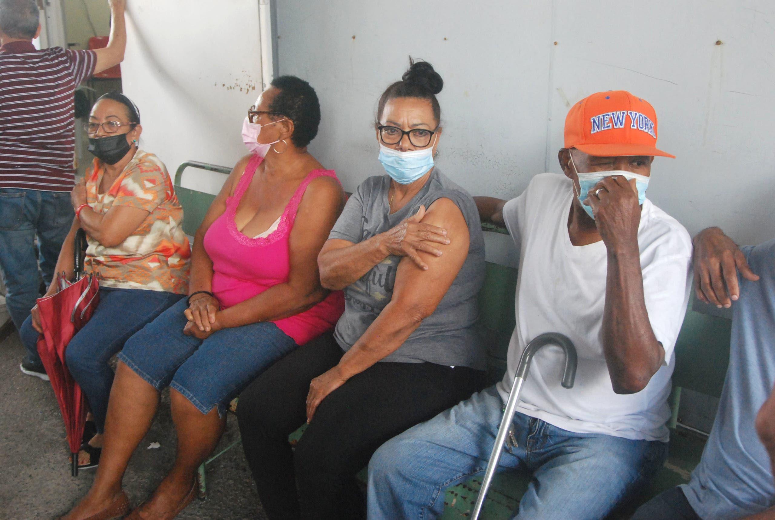 54, 395 dominicanos han sido vacunados con la segunda dosis