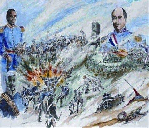 Batalla del 30 de marzo, una hazaña que consolidó la Independencia Nacional