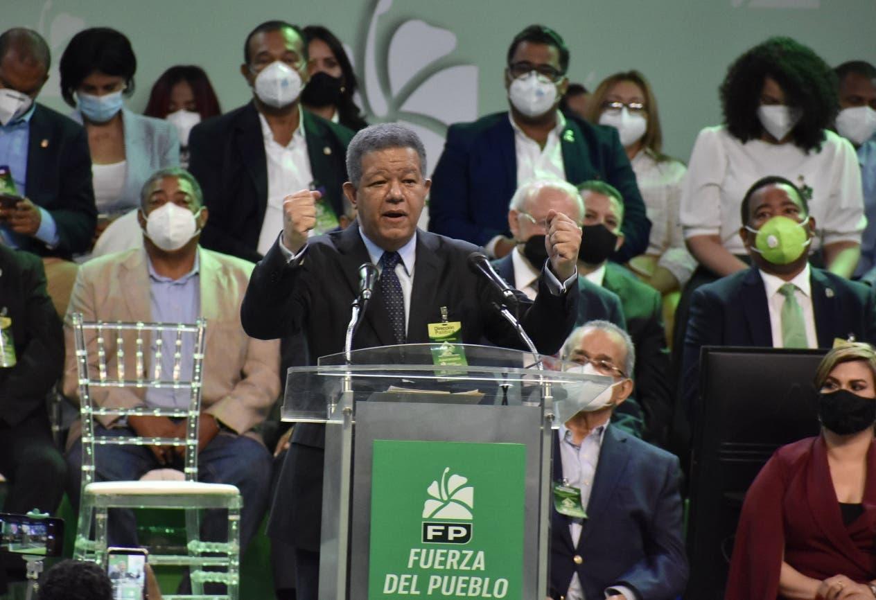 Leonel asegura que FP será el siguiente partido de gobierno