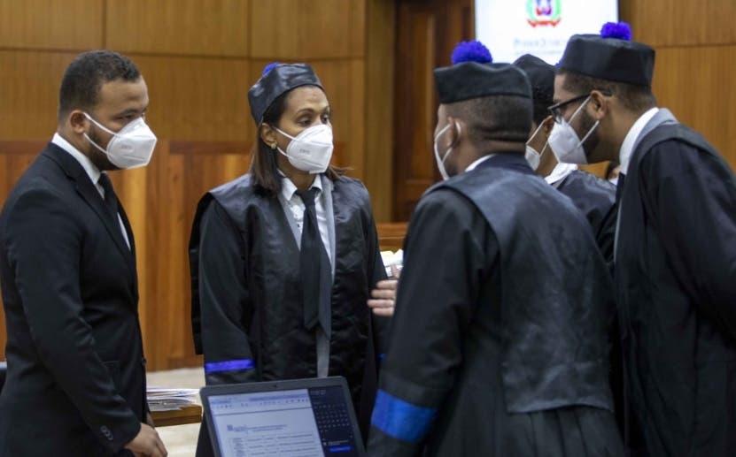Fiscales presentarán pruebas en caso Odebrecht