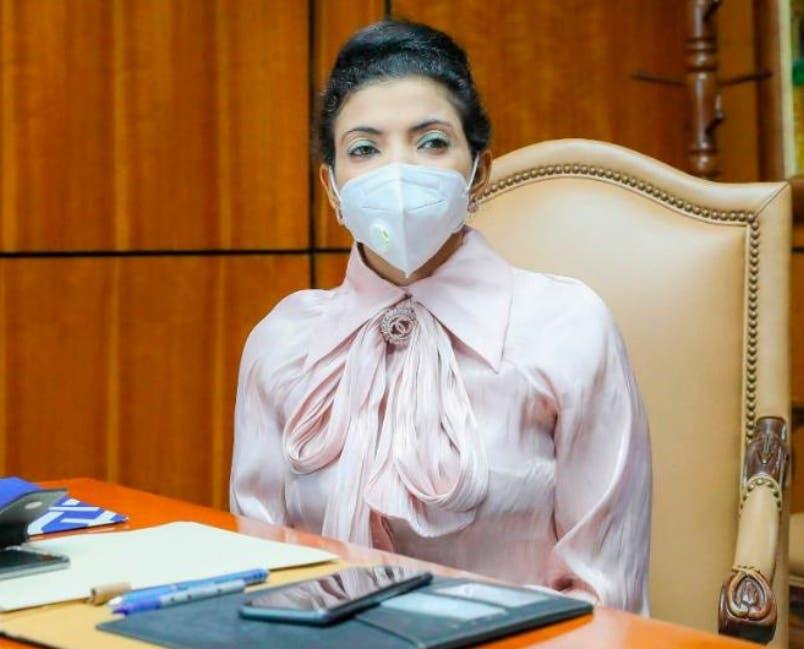 """Yeni Berenice:  """"Crimen violación entre pareja no es nuevo, tiene 24 años de vigencia"""""""