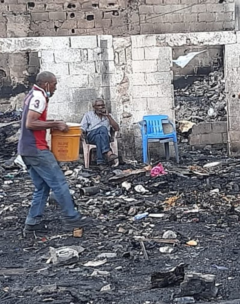 Familias perdieron casas esperan ayudas
