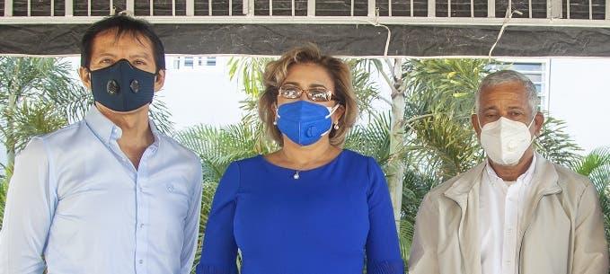 ISM entrega central de oxígeno y ventilador