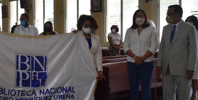 Biblioteca Nacional celebra misa con motivo  a 50 años