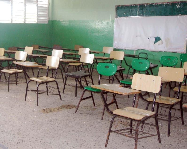 Tras diagnóstico el Minerd inicia arreglo escuelas