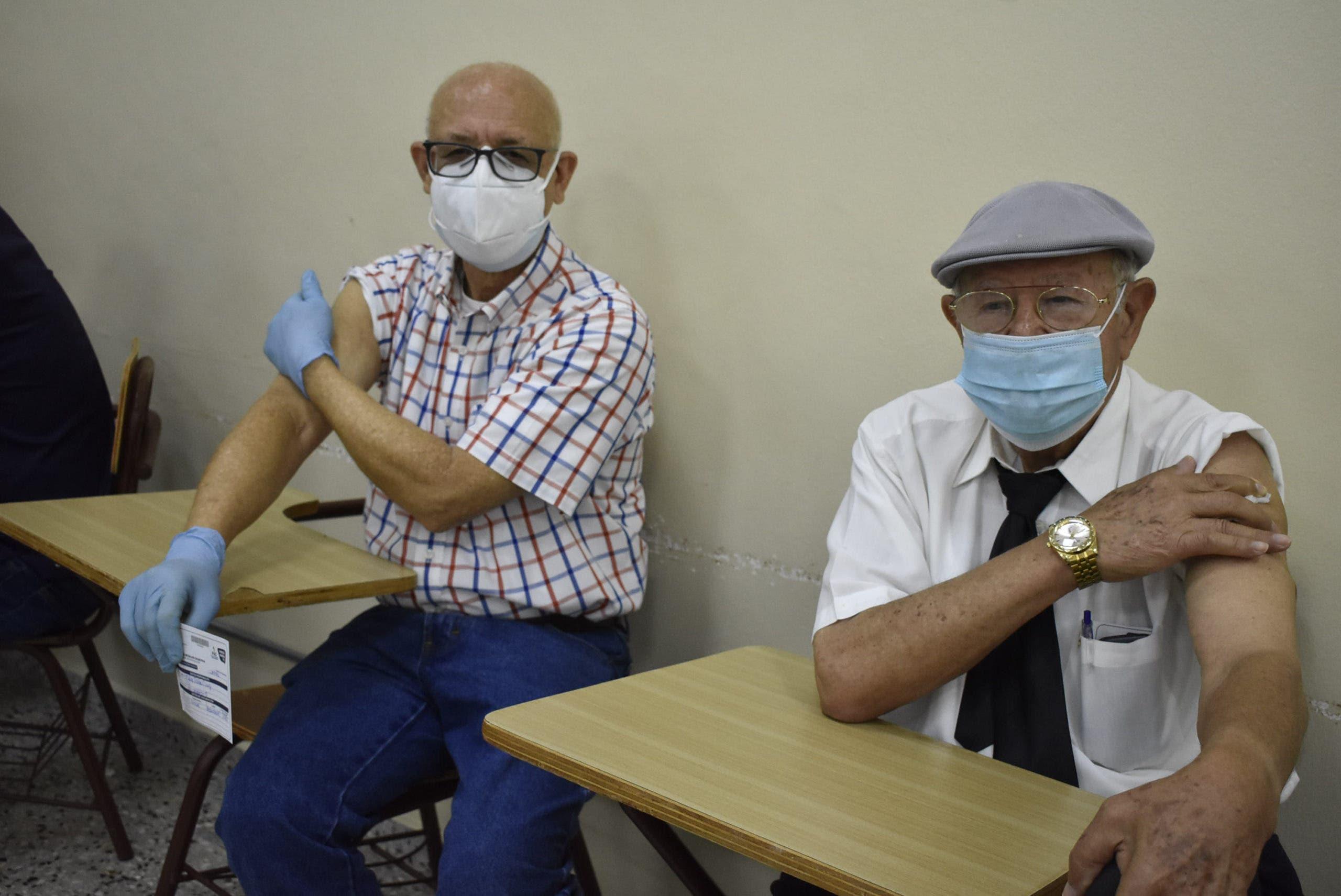 Hoy solo se aplicarán 400 vacunas Covid en centro vacunación PUCMM