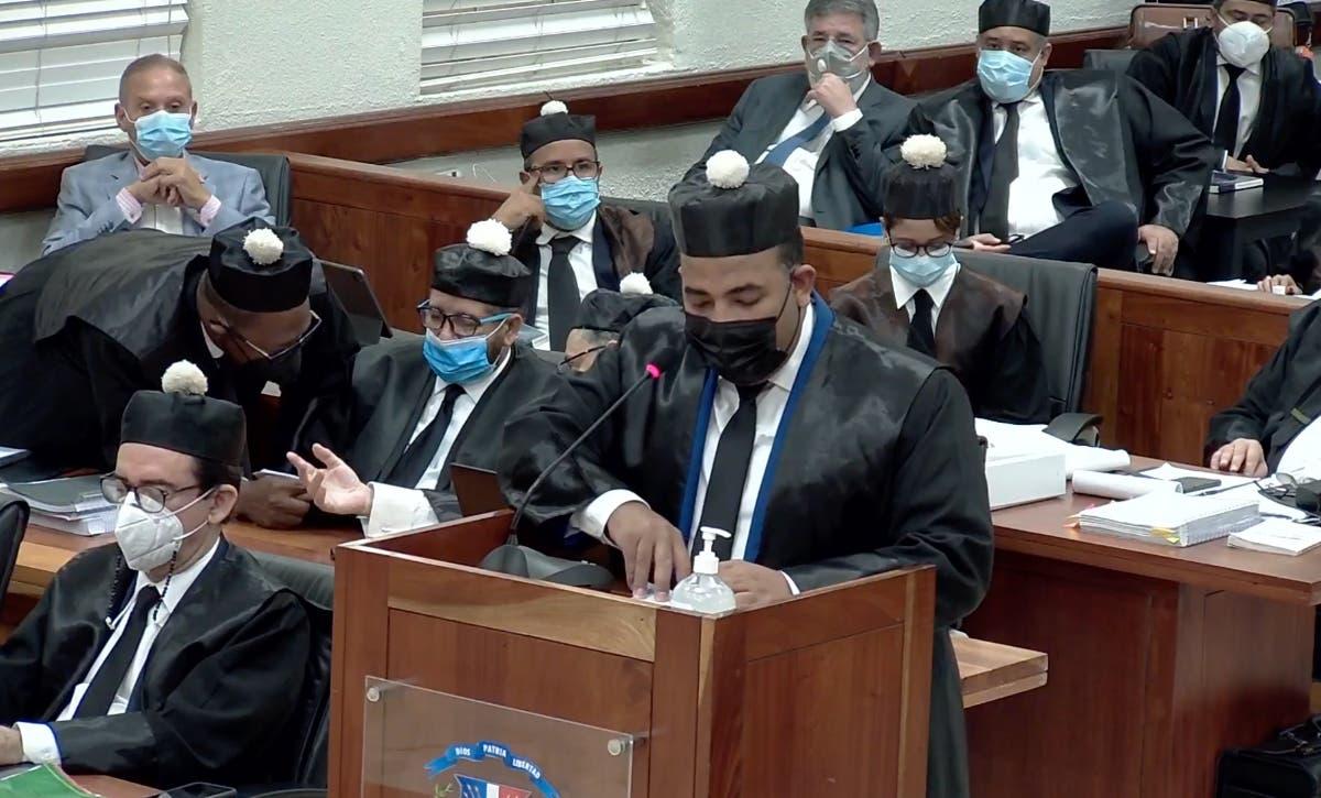 Defensa caso Odebrecht  renuncia 54 testigos
