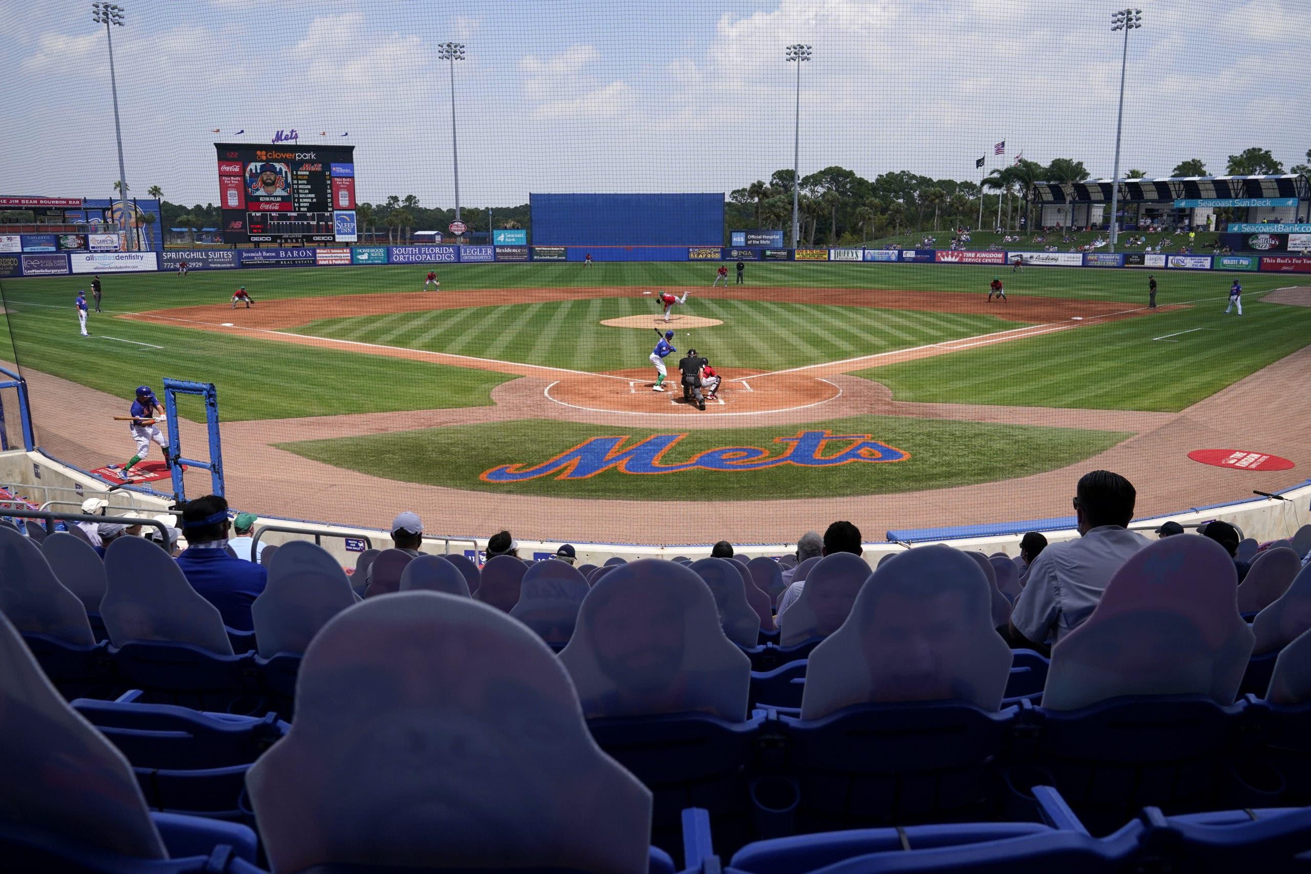 Yanquis y Mets abrirán temporada con 20% de capacidad
