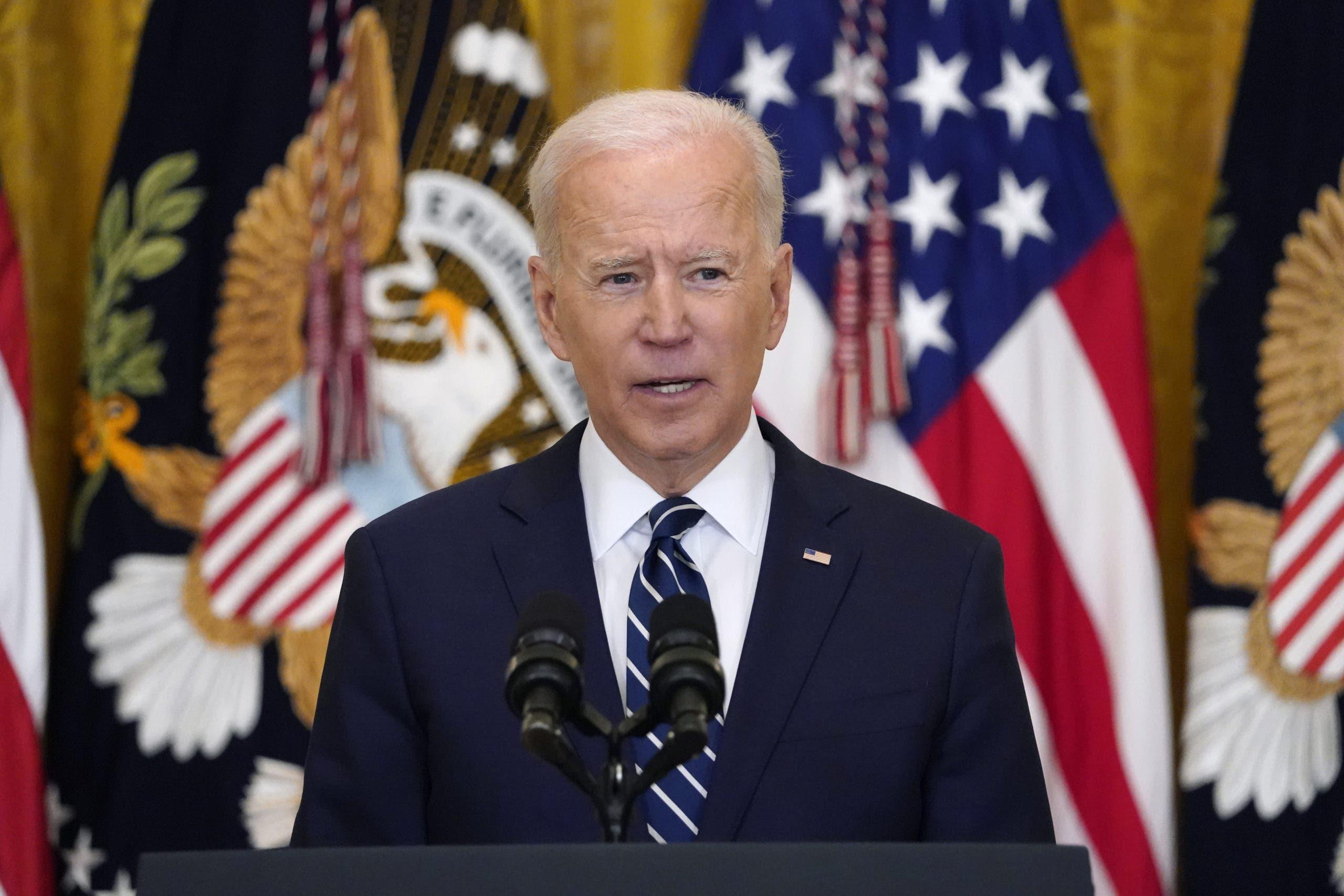 Biden defiende su política migratoria y planea presentarse a la reelección