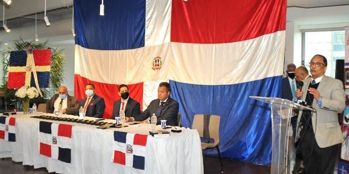 Consulado RD en NY celebra 177 aniversario Independencia del país