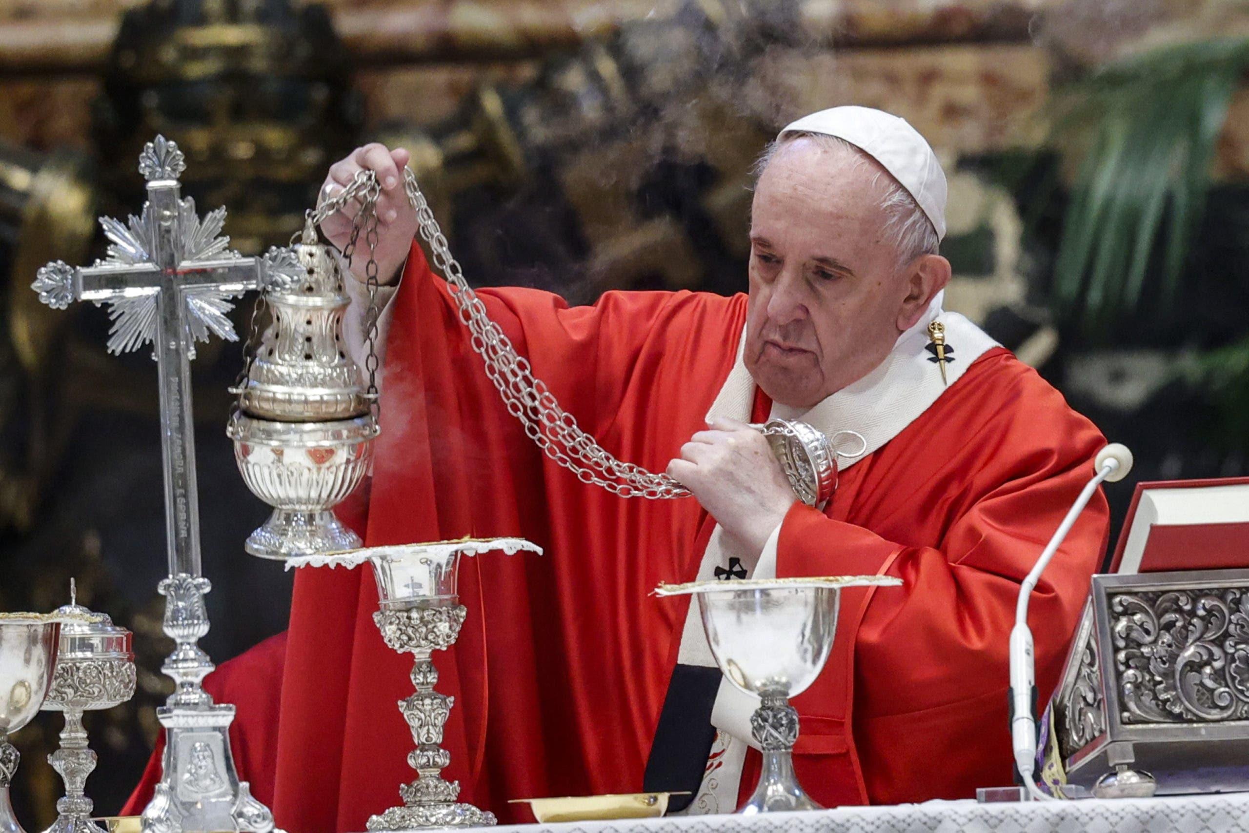 Papa convoca rezos en todo el mundo por fin pandemia