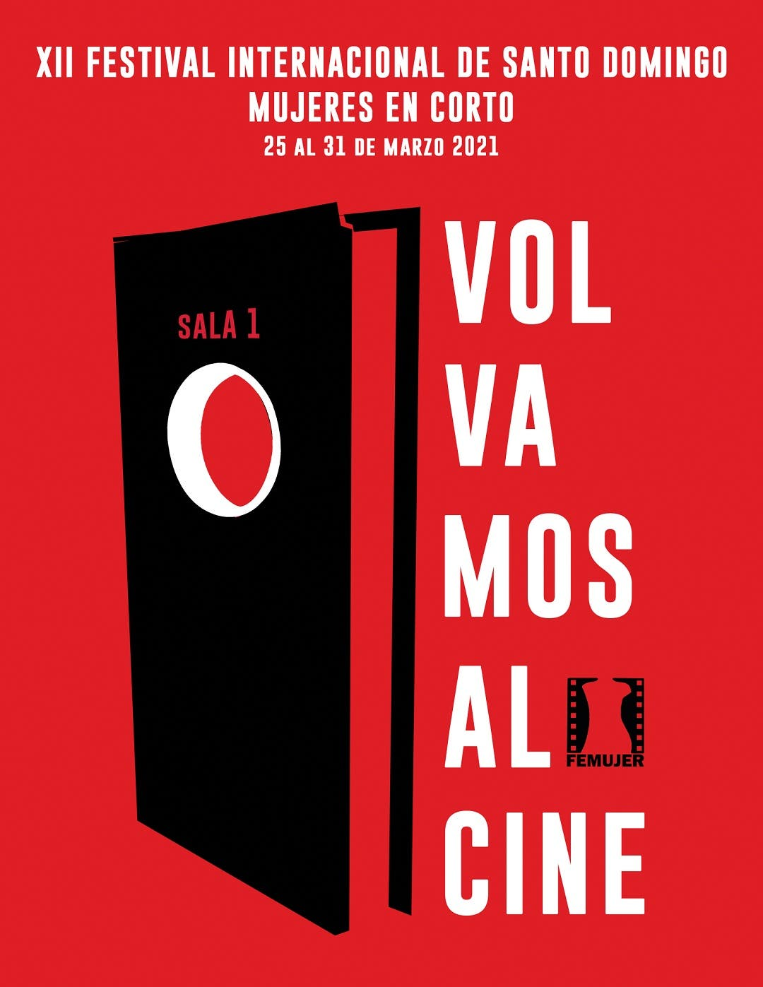 Comienza la XII edición del Festival Internacional de Santo Domingo Mujeres en Corto