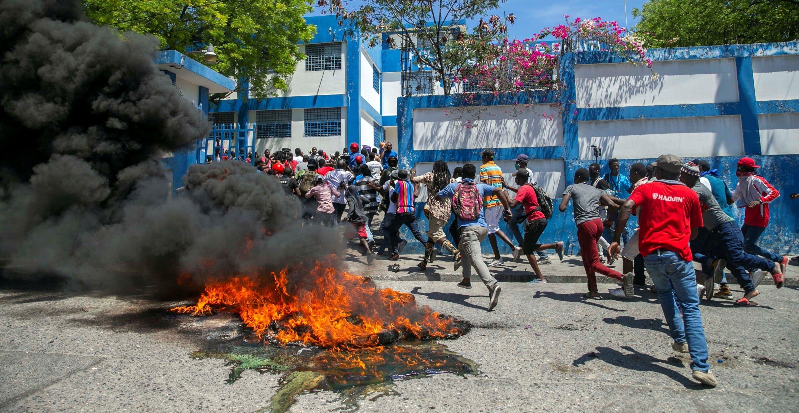 ONG denuncia al menos 13 muertos en un ataque armado en la capital de Haití