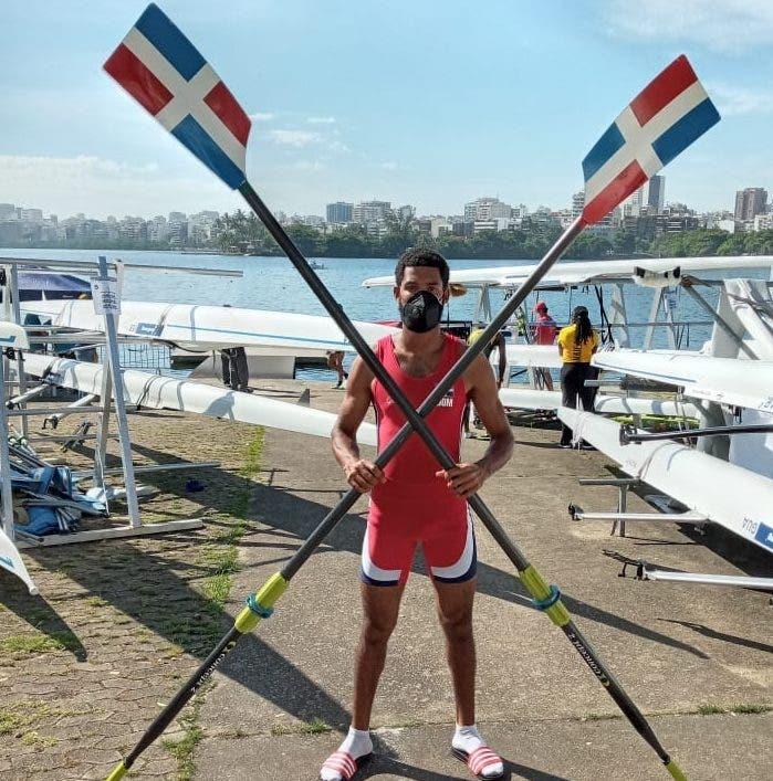 Ignacio Vásquez, de humilde pescador a brillante remero que irá a Tokio