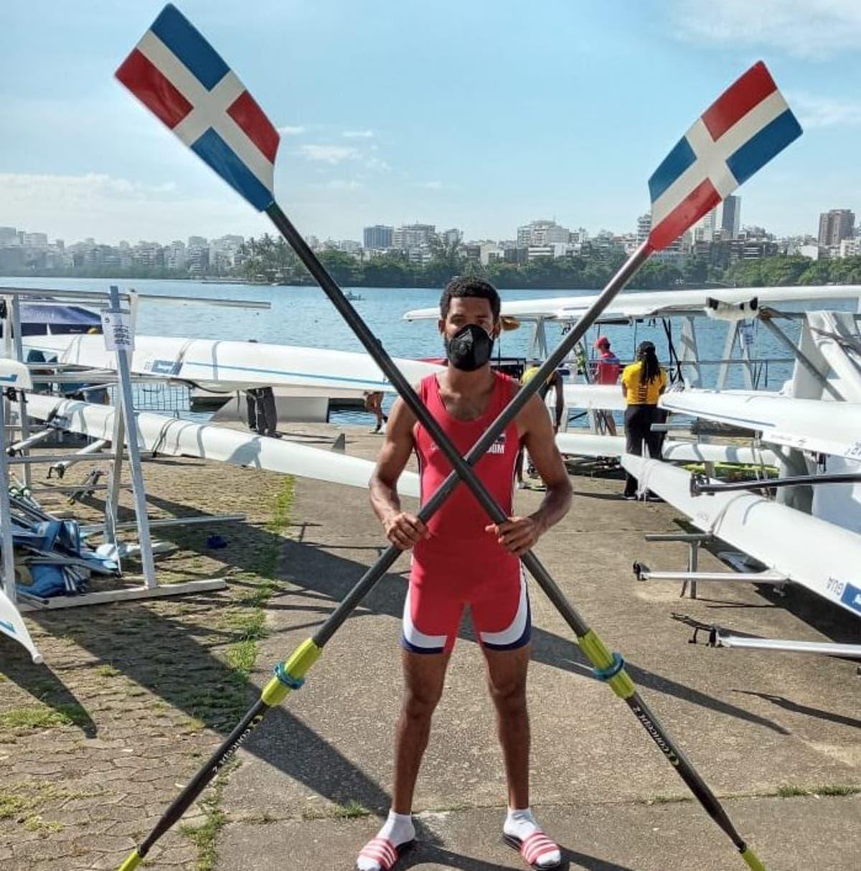 Ignacio Vásquez, de humilde pescador a brillante remero que irá a Tokio    El Día Portada %
