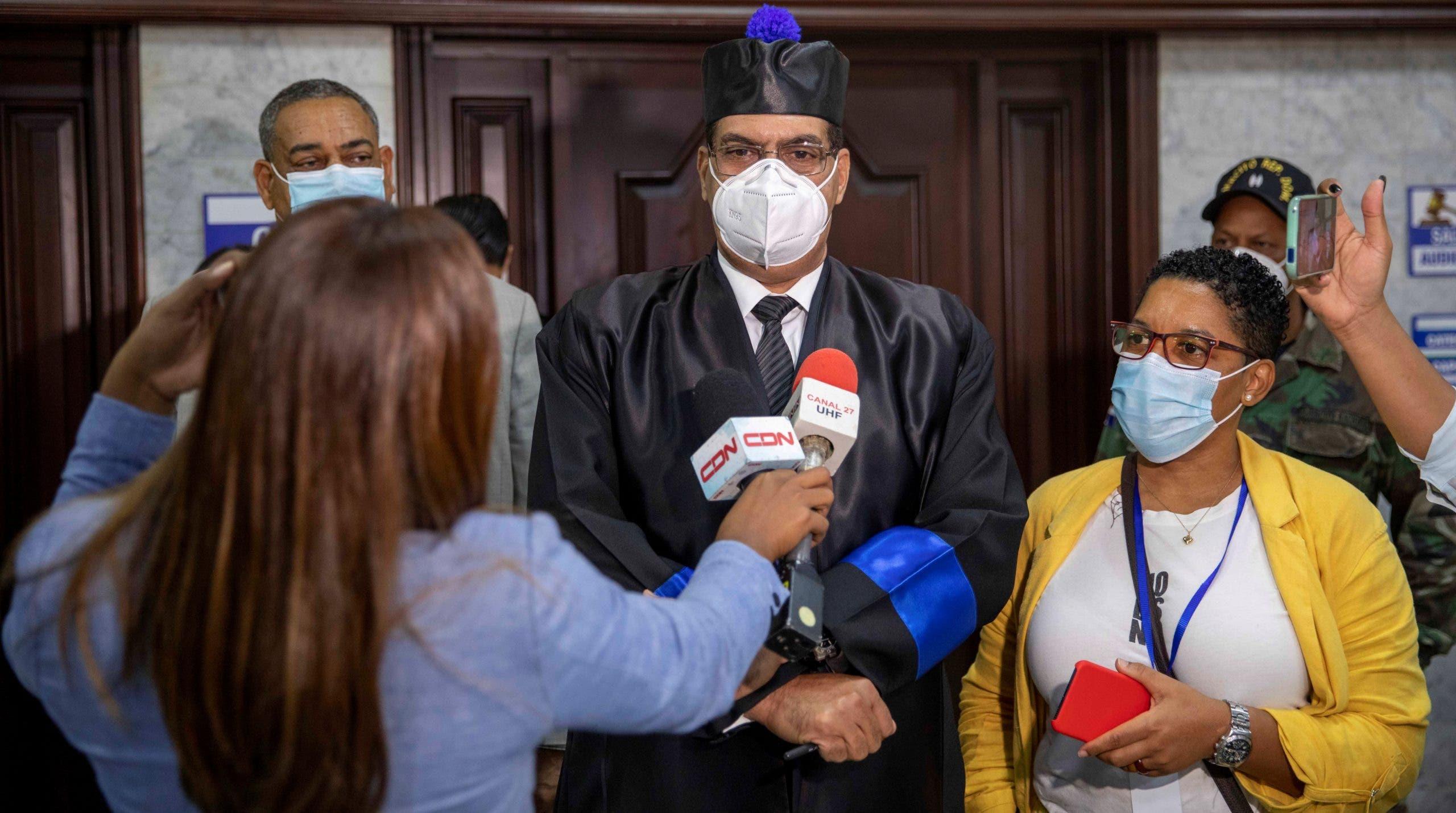 Jueza aplaza audiencia preliminar contra implicados en red de César el Abusador para 29 de abril