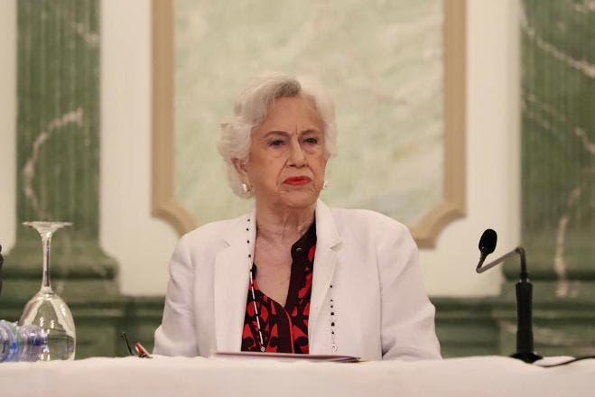 Ortiz Bosch critica tardanza de la JCE en fiscalizar uso de fondos públicos de los candidatos