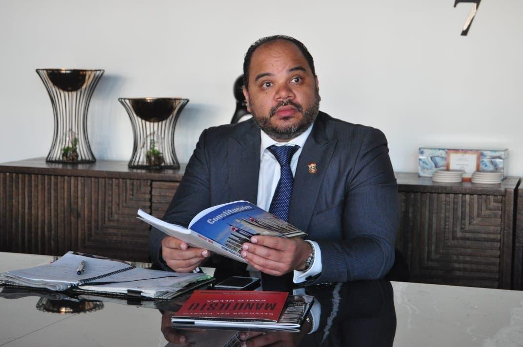 Ulloa aboga por la aprobación de la Ley de Protección de Víctimas y Testigos