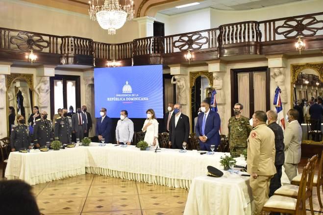Presidente anuncia inversión de RD$40 millones para Plan Seguridad Ciudadana