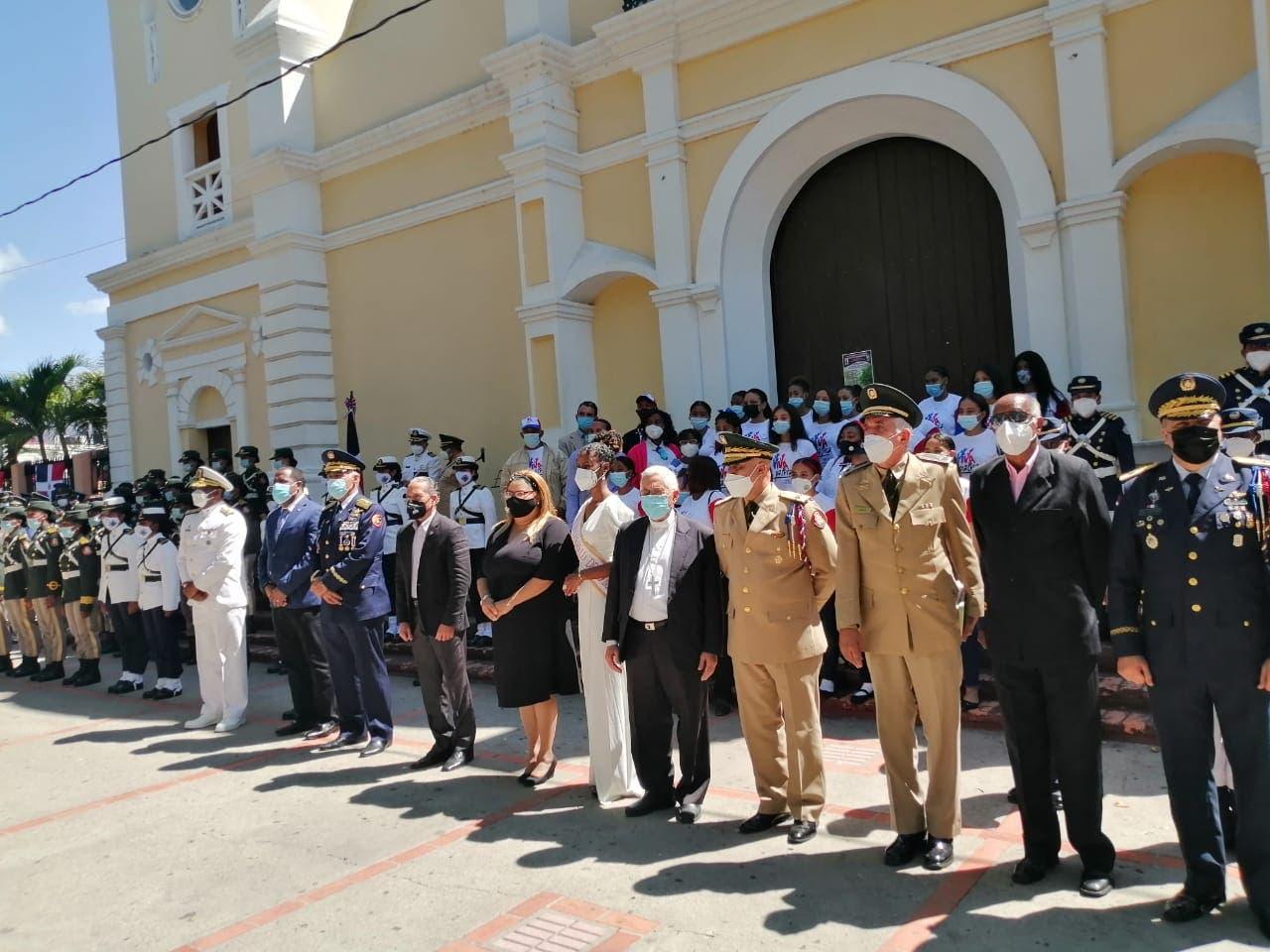 Comisión Permanente de Efemérides Patrias celebra con diversos actos el 177 aniversario de la Batalla de Azua