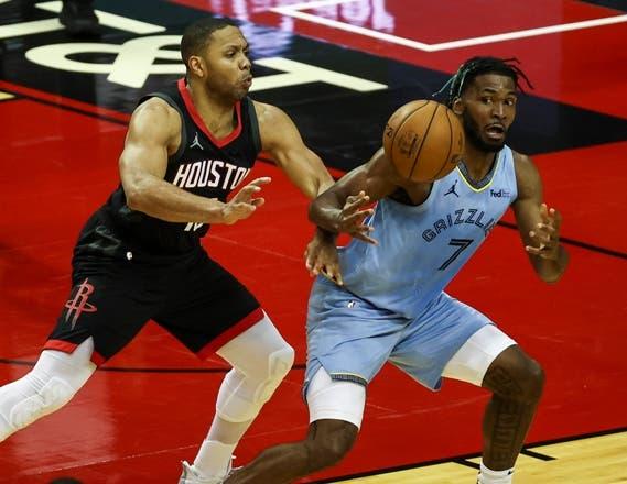 Winslow y Grizzies dejan a Rockets con la undécima derrota seguida