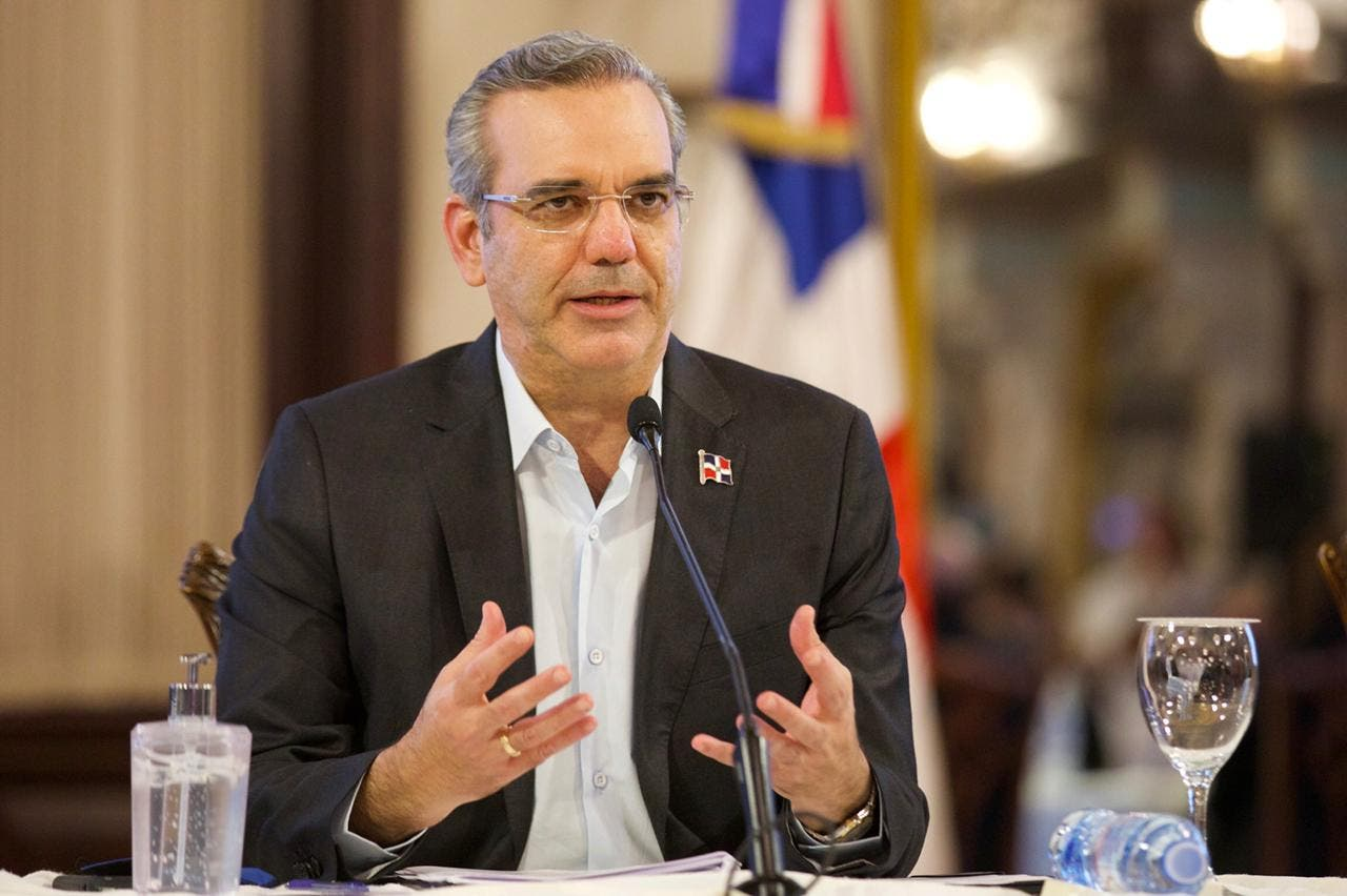 Presidente Abinader aseguró República Dominicana ya inició recuperación en sector turismo