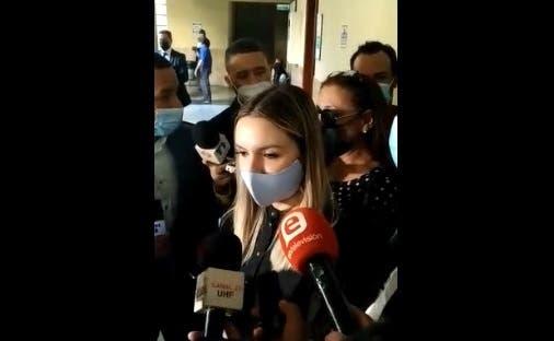 Hermana de Andreea Celea afirma jueces se están preparando para dar sentencia correcta