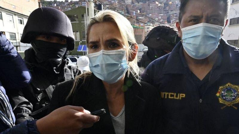 Qué se sabe sobre el arresto de la expresidenta Áñez en Bolivia