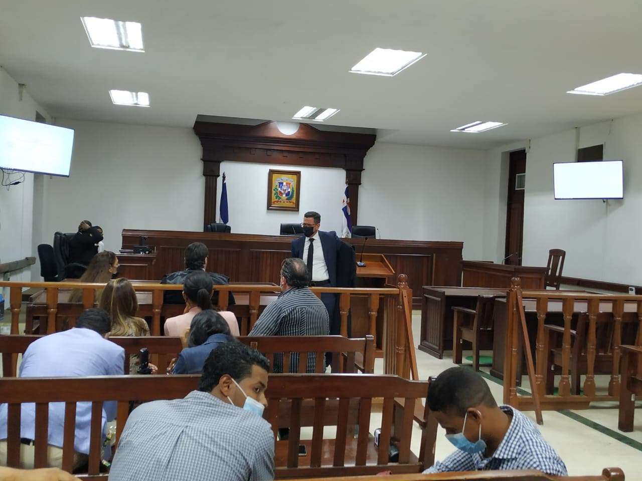 Jueces aplazan para este miércoles lectura del fallo caso Andreea Celea