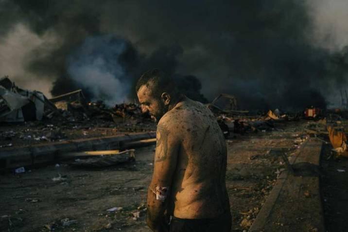 Explosión Beirut, primer abrazo o Nagorno-Karabaj, nominadas a foto del año