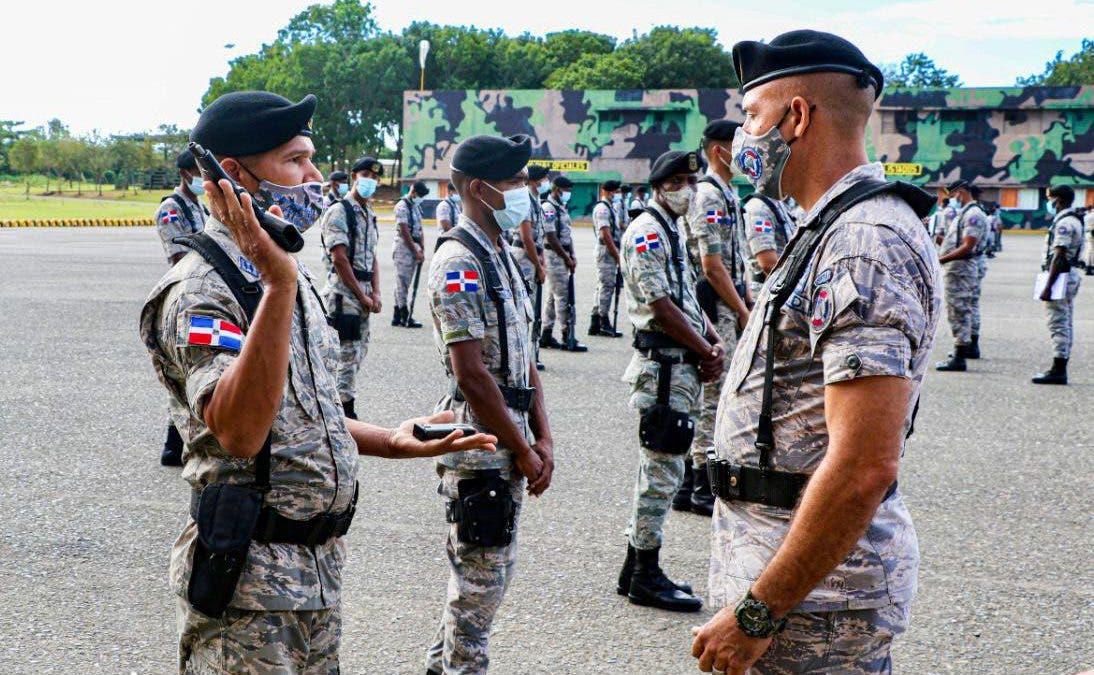 Fuerza Aérea desvincula 1,832 miembros por faltas graves