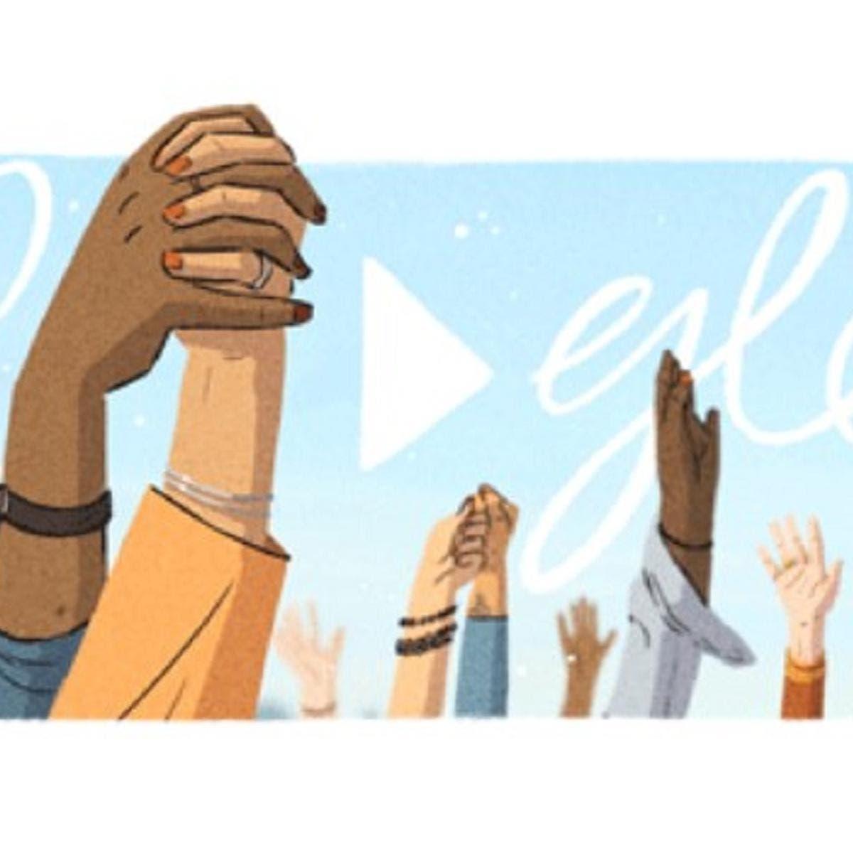 Google dedica su doodle al Día de la Mujer