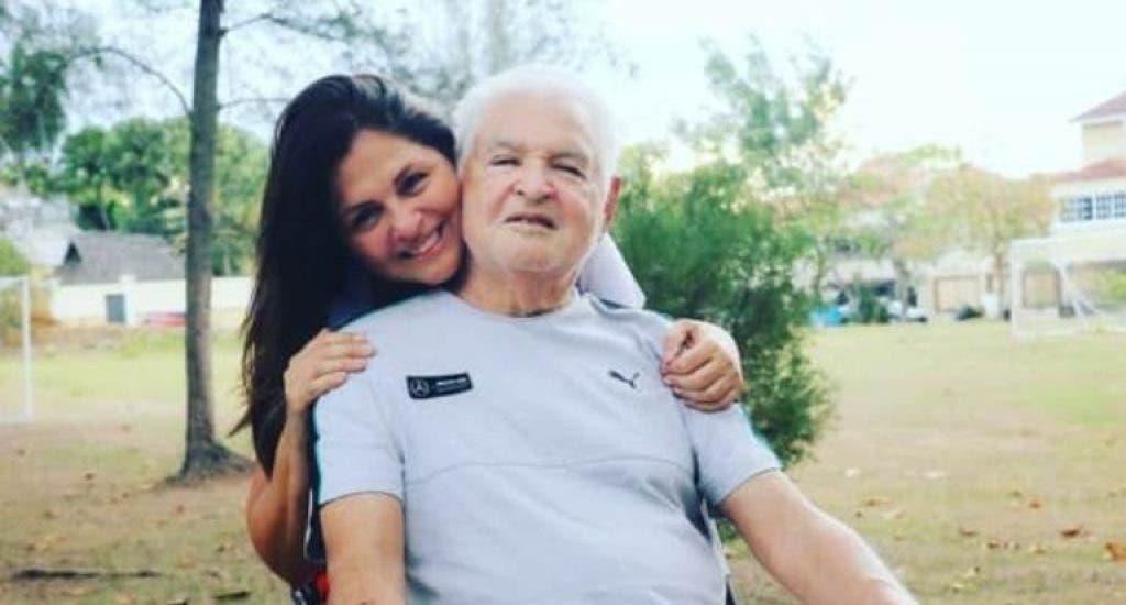 Fallece padre de Tania Báez, el «abuelo influencer»