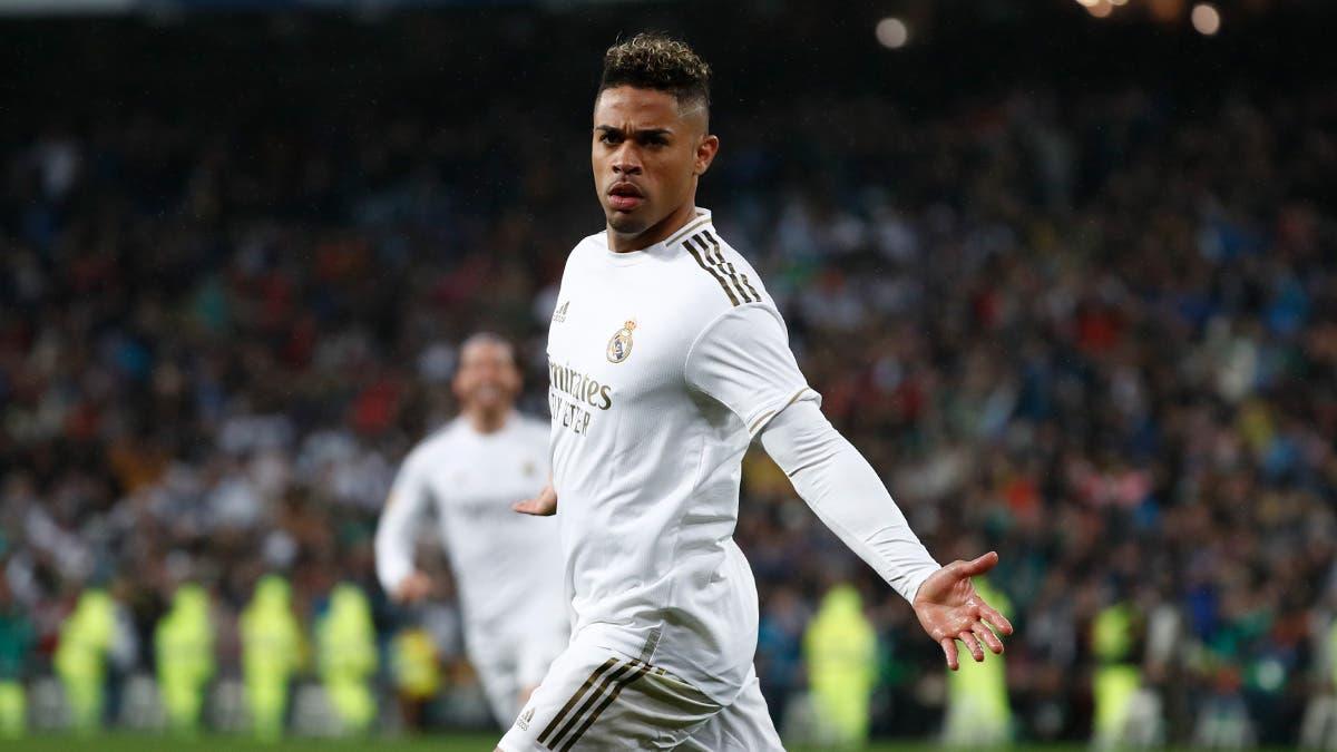Dominicano Mariano aumenta las dudas de Zidane Óscar Maya Belchí