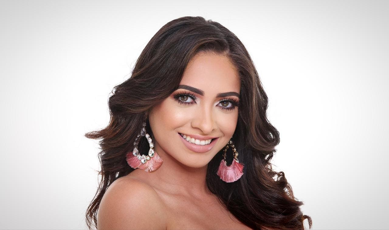 Modelo María Vargas representará el país en Miss Petite Internacional