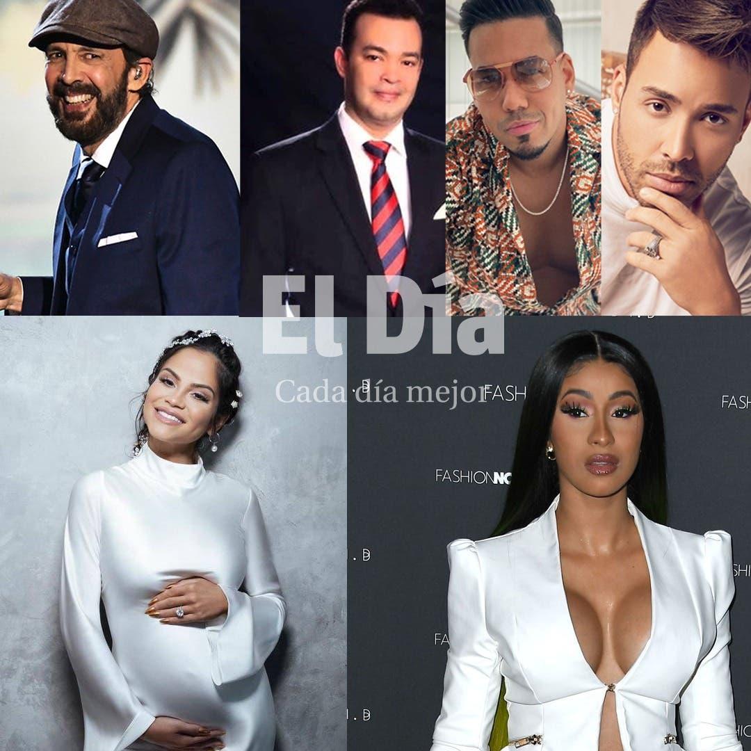 Conozca los 6 dominicanos nominados a los Latin American Music Awards