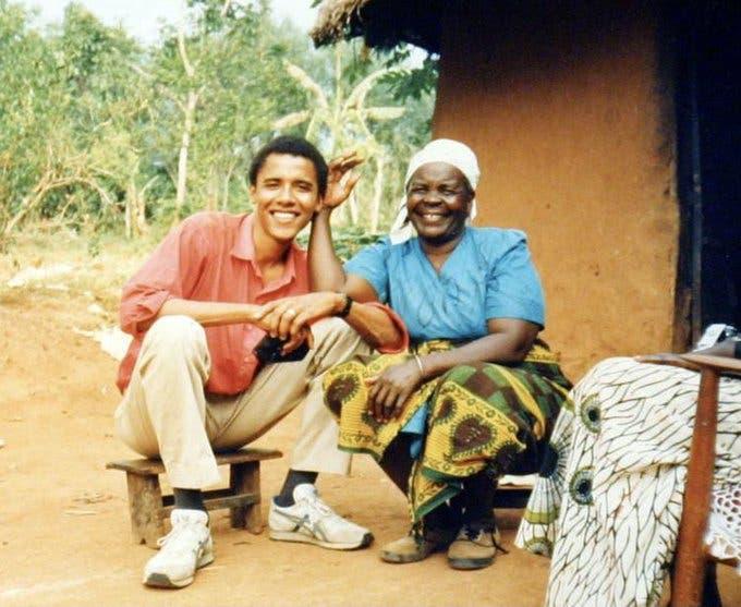 Fallece Mama Sarah Onyango Obama, la abuelastra keniana de Barack Obama