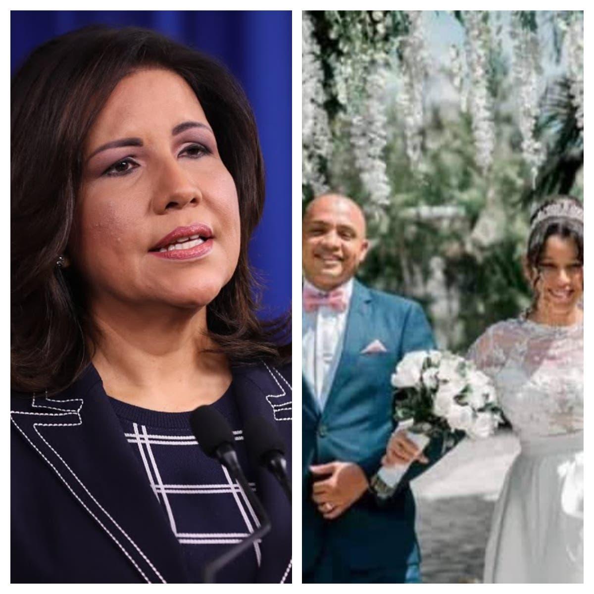 Margarita Cedeño: «No hay confusión alguna que nos permita entender la muerte de Elizabeth y Joel»