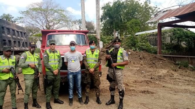 Medio Ambiente somete a la justicia a varios detenidos durante intervención de ríos