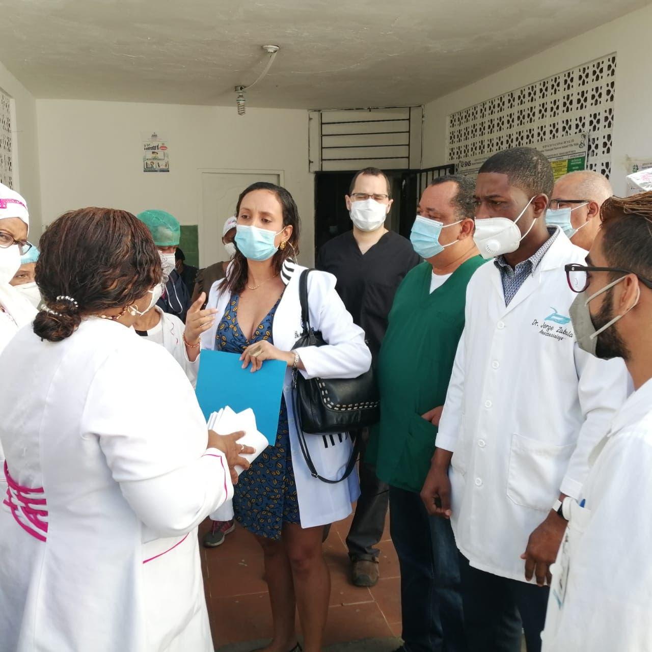 CMD anuncia paro por 48 horas en Hospital Materno Infantil de Villa Mella