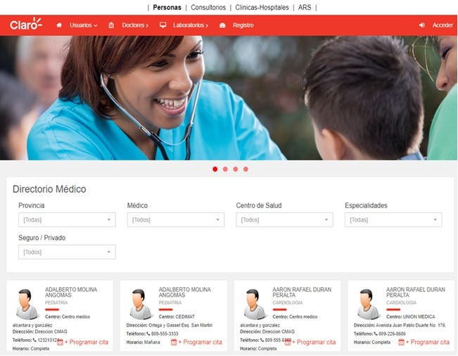 Presentan en el país plataforma conecta médicos y pacientes