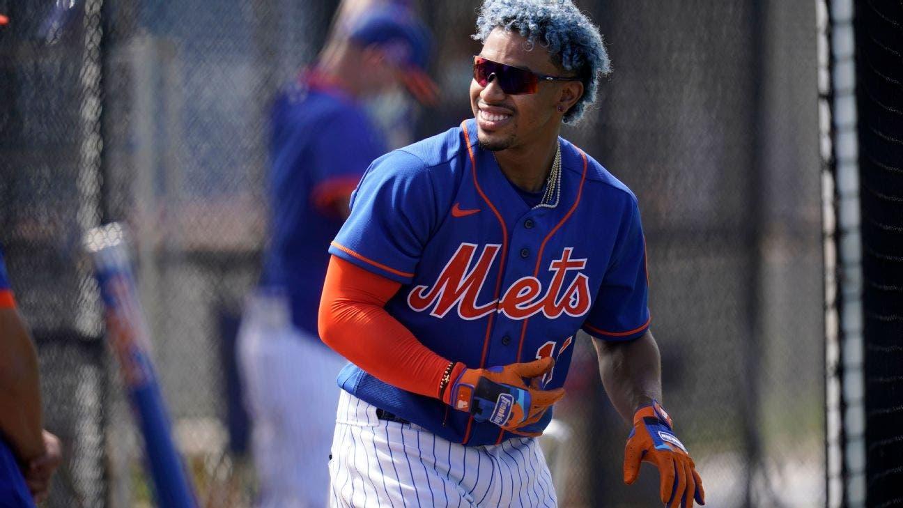 Puertorriqueño Francisco Lindor seguirá fuera otras cuatro semanas más con Mets