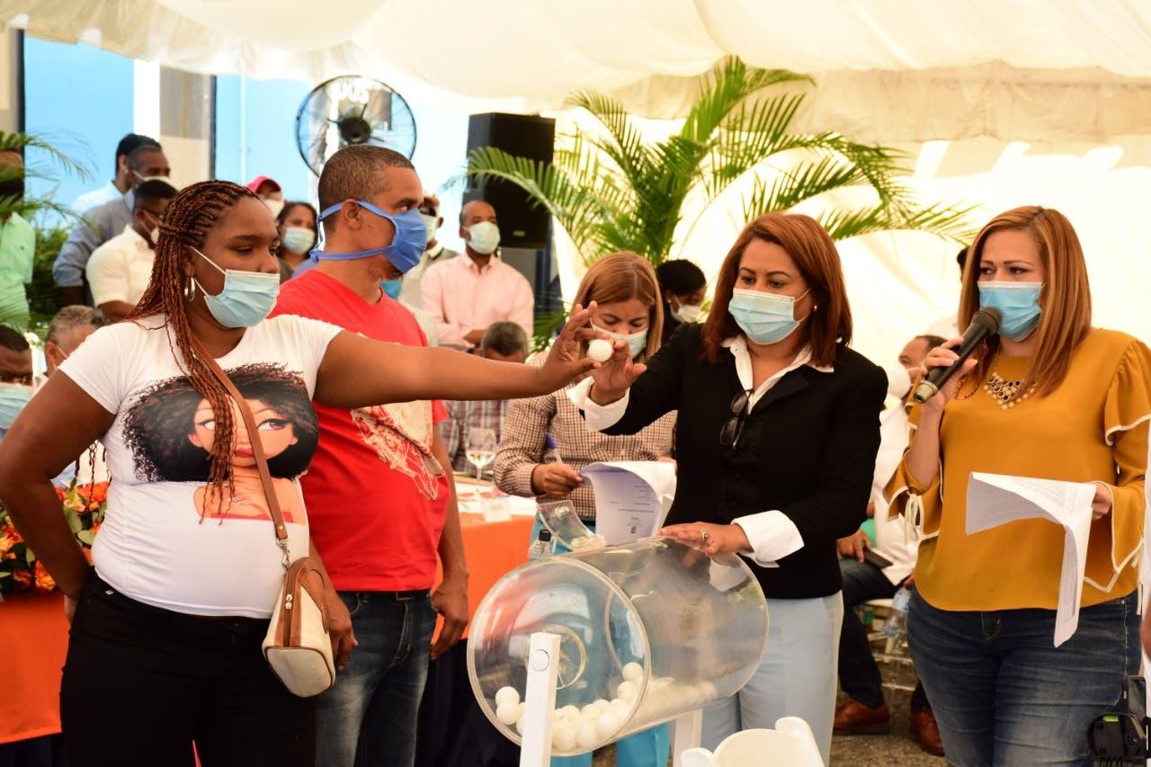 Alcaldía de SDN sortea obras por más de 58 millones de pesos