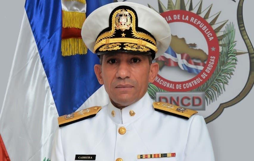 Presidente de la DNCD y jefe del Cuerpo de Seguridad Presidencial entre ascendidos