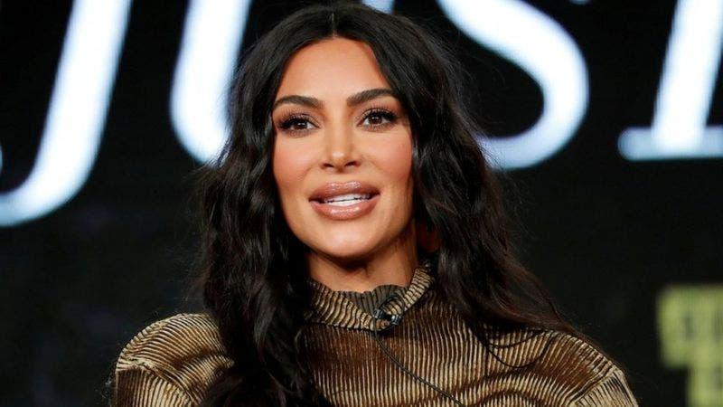 Kim Kardashiany sus cuatro hijos positivos a coronavirus