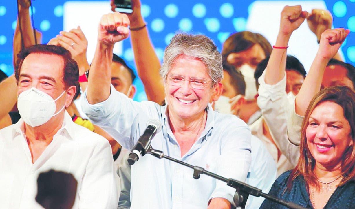Guillermo Lasso ganó, pero tendrá  un congreso adverso
