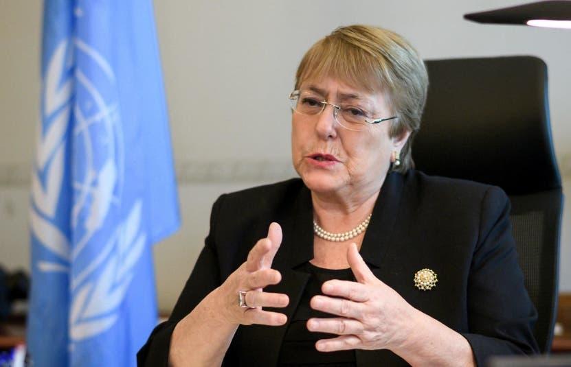 Bachelet pide calma para evitar enfrentamientos tras las elecciones en Perú