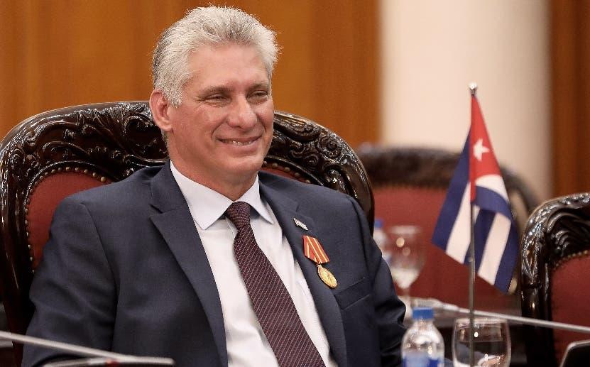 Miguel Díaz-Canel ya controla a Cuba