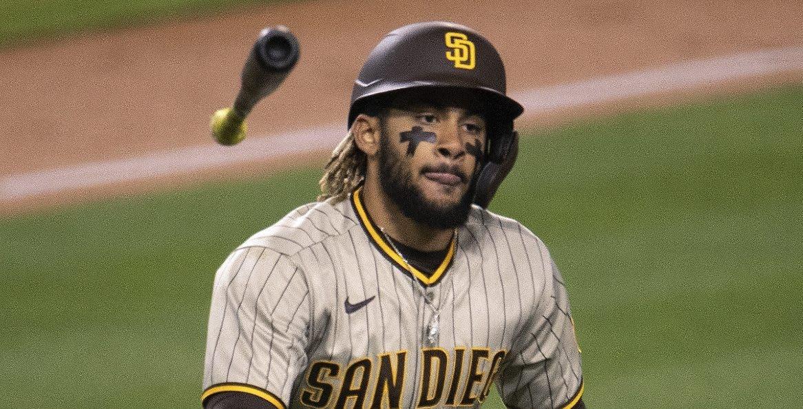 Tatis Jr. atiza la rivalidad entre Padres-Dodgers