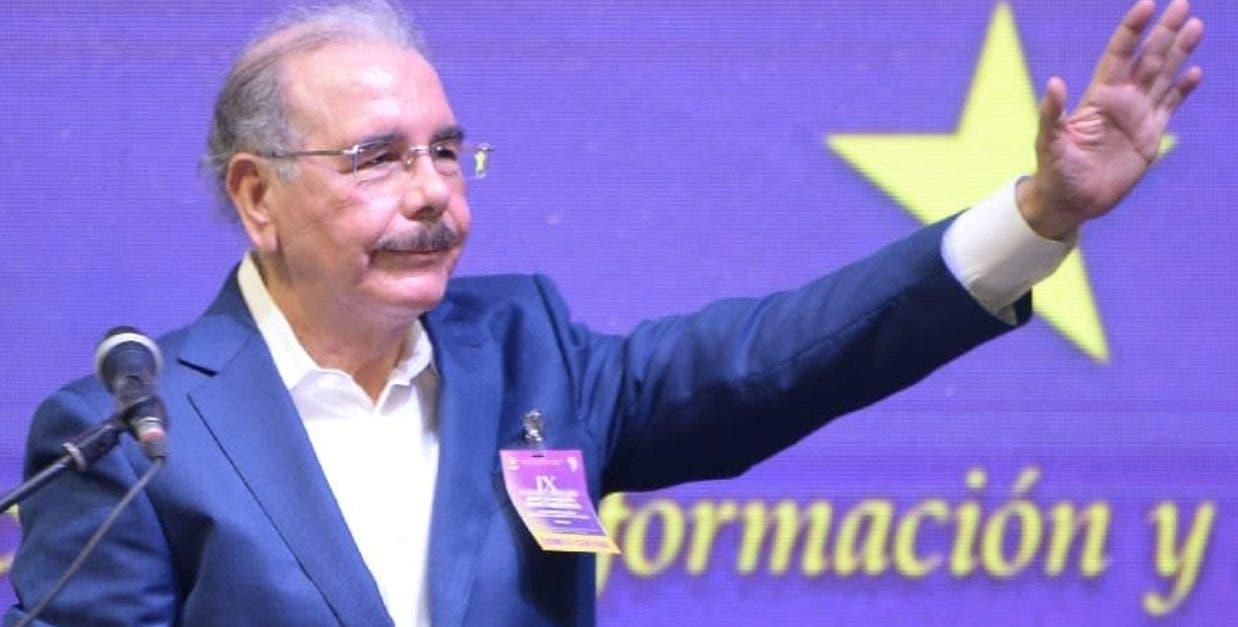 Danilo Medina encabezará acto del PLD en San Cristóbal este domingo